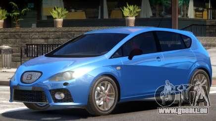 Seat Leon V1.1 pour GTA 4