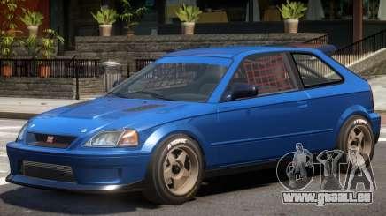 Dinka Blista Compact V1 für GTA 4