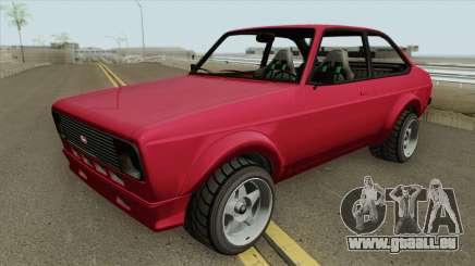 Vapid Retinue MK II GTA V pour GTA San Andreas