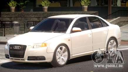 Audi S4 Upd pour GTA 4