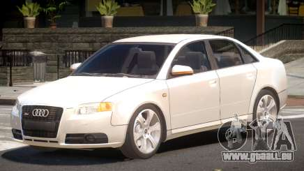 Audi S4 Upd für GTA 4