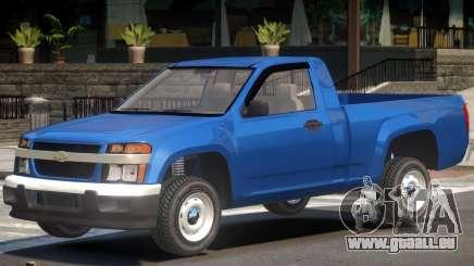 Chevrolet Colorado Y05 pour GTA 4