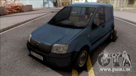 Fiat Panda Van für GTA San Andreas