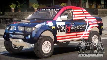 Mitsubishi L200 V1 PJ1 pour GTA 4