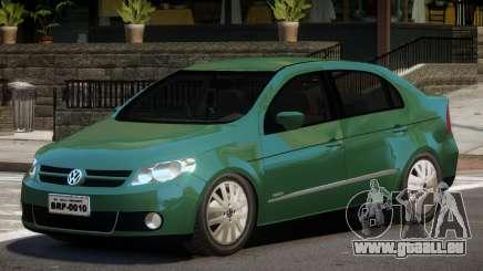 Volkswagen Voyage V1.0 für GTA 4