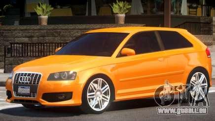 Audi S3 Y06 V1.2 für GTA 4