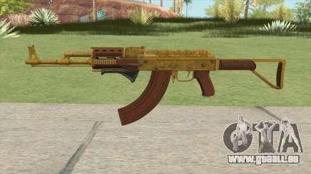 Assault Rifle GTA V Grip (Extended Clip) pour GTA San Andreas