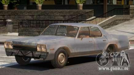 1974 Dodge Monaco (Rusty) für GTA 4