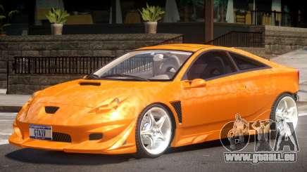 Toyota Celica V1.0 für GTA 4