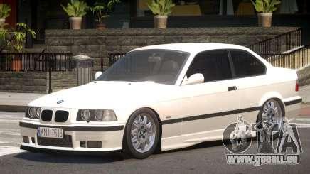 BMW M3 E36 GT für GTA 4