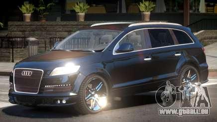 Audi Q7 v12 TDI Tuned pour GTA 4