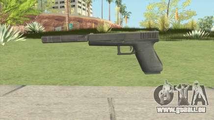 Silenced Pistol GTA IV pour GTA San Andreas