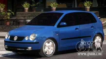 Volkswagen Polo Y5 für GTA 4