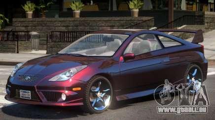 Toyota Celica V1.1 für GTA 4