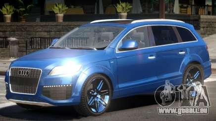 Audi Q7 V12 TDI QS pour GTA 4