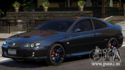 Holden Monaro V1.0 für GTA 4