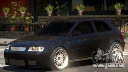 Audi A3 V1.1 pour GTA 4