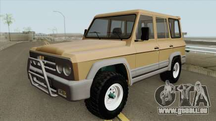 Aro 244 (2003) pour GTA San Andreas