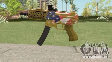 SMG MK II GTA V (Custom Version) pour GTA San Andreas
