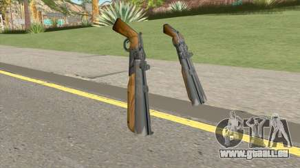 Double Barrel (Fortnite) pour GTA San Andreas