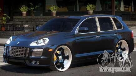 Porsche Cayenne Tuned pour GTA 4