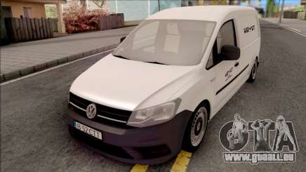 Volkswagen Caddy Hayat TV pour GTA San Andreas