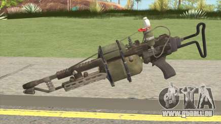 Flamethrower (RE2 Remake) pour GTA San Andreas