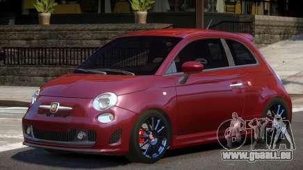 Fiat 500 V1.0 pour GTA 4