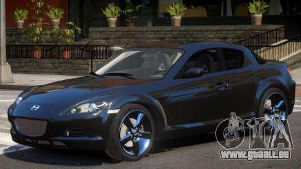 Mazda RX8 V1.0 für GTA 4
