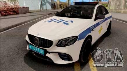Mercedes-Benz E63 AMG W213 DPS pour GTA San Andreas