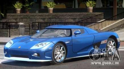 Koenigsegg CCX Y11 pour GTA 4