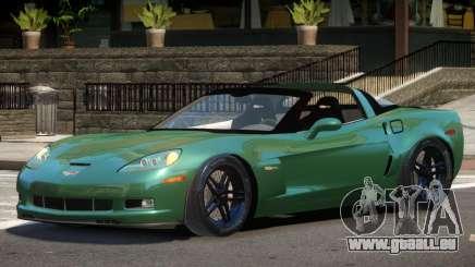 Chevrolet Corvette Z06 Spider für GTA 4