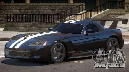 Dodge Viper RT V1 für GTA 4