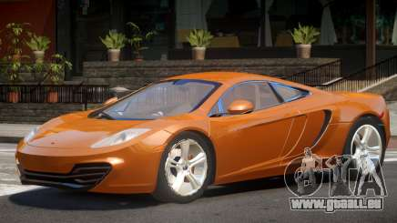 McLaren MP4 V1.0 pour GTA 4