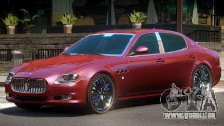Maserati Quattroporte Tuned pour GTA 4