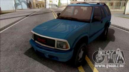 GMC Jimmy 2001 pour GTA San Andreas
