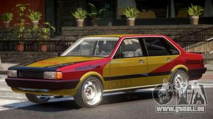 Audi 80 V1 PJ pour GTA 4