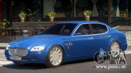 Maserati Quattroporte V1.0 pour GTA 4