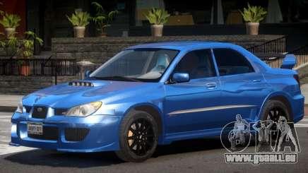 Subaru Impreza STI GT pour GTA 4