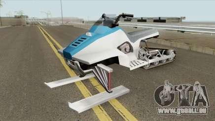 Snow Mobile (SA Style) pour GTA San Andreas