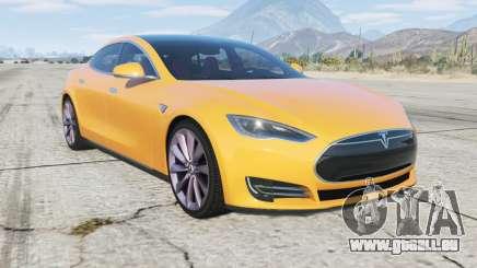 Tesla Model S 2012 pour GTA 5