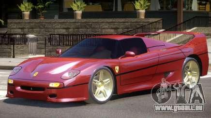 Ferrari F50 V1.2 für GTA 4