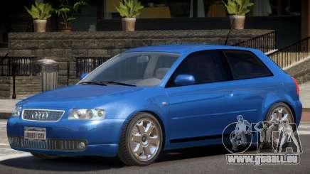 Audi S3 ST pour GTA 4