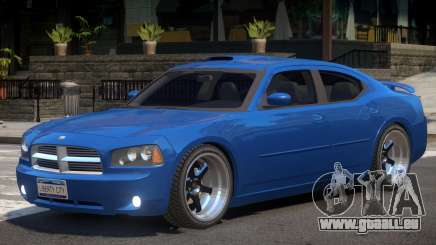 Dodge Charger RT Y6 pour GTA 4