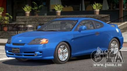 Hyundai Tiburon V1.0 pour GTA 4