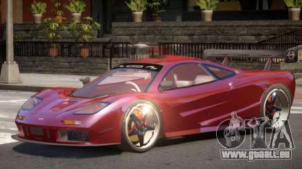 Mc Laren F1 V1.0 pour GTA 4