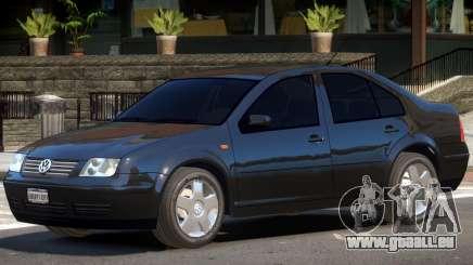 Volkswagen Bora V1.0 pour GTA 4