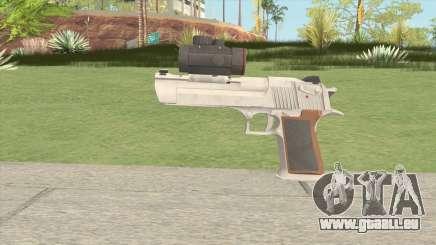 Lightning Hawk (RE2 Remake) für GTA San Andreas