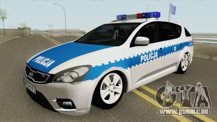 Kia Ceed SW I (Policja KSP Warszawa) pour GTA San Andreas