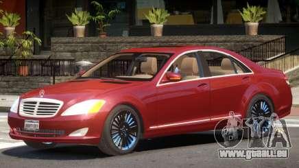 Mercedes S-Class V1 pour GTA 4